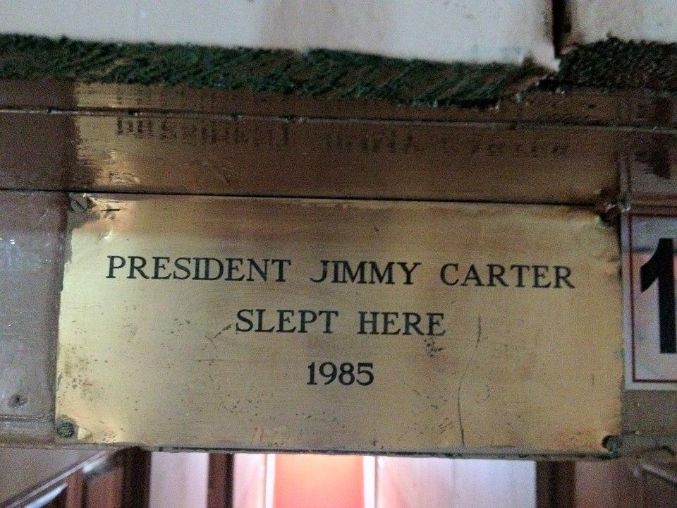 Jimmy Carter Hostel