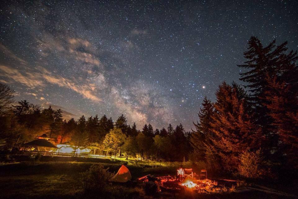 Spruce Knob Star Pic